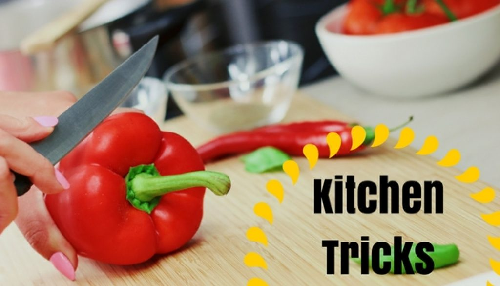 8 Smart Tricks For Cooking In A Tiny Kitchen Tips
