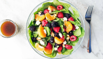 Fresh Berry Salad