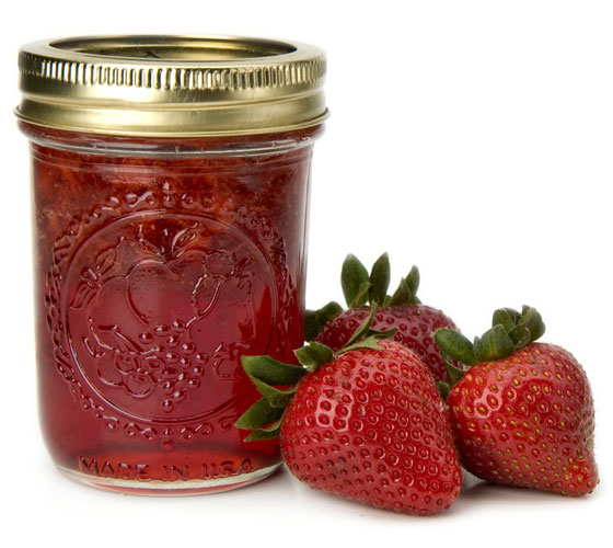 Fresh Local Strawberry Jam