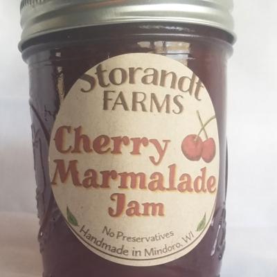 Cherry Marmalade Jam