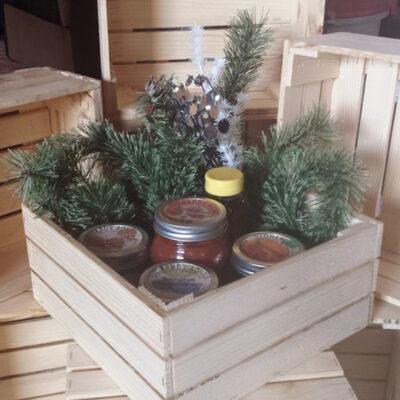 9 Item Gift Basket