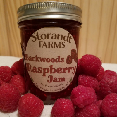 Backwoods Raspberry Jam