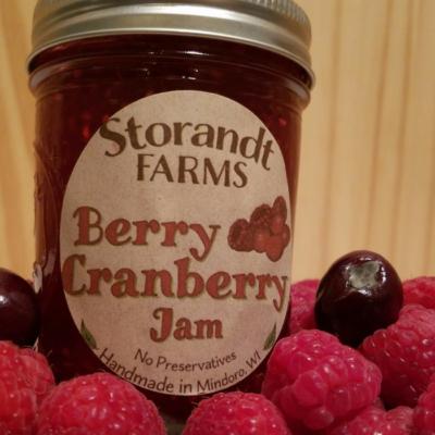 Berry Cranberry Jam