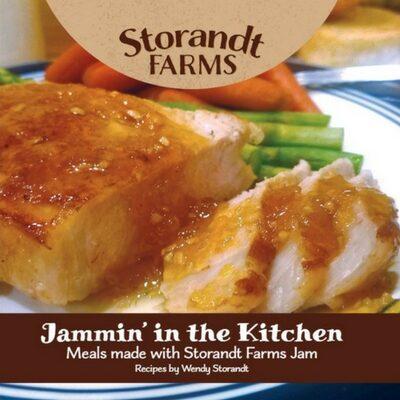 Jammin' in the Kitchen Cookbook