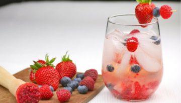 White Wine Berry Sangria